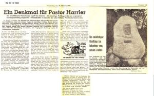 1960-10-20 Denkmal Pastor Harrier