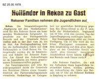 1978-09-25 Hollnder in Reken zu Gast